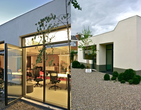 business exterior architecture kubik