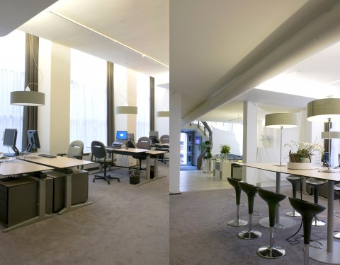 interior architecture kubik